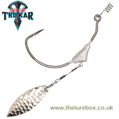 Eagle Claw Lazer TroKar Swim Blade Hook