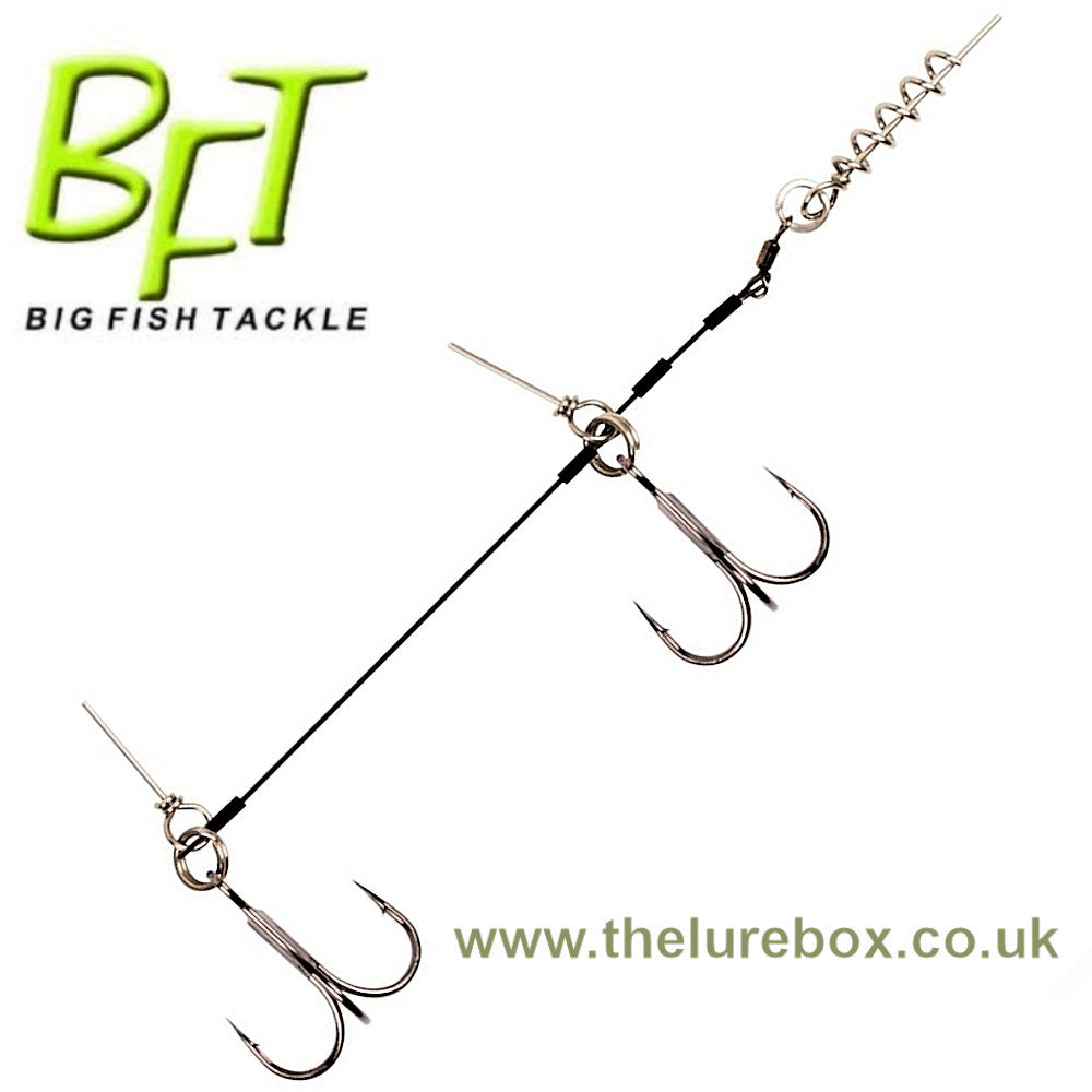 BFT Shallow Stinger Rig - The Lure Box