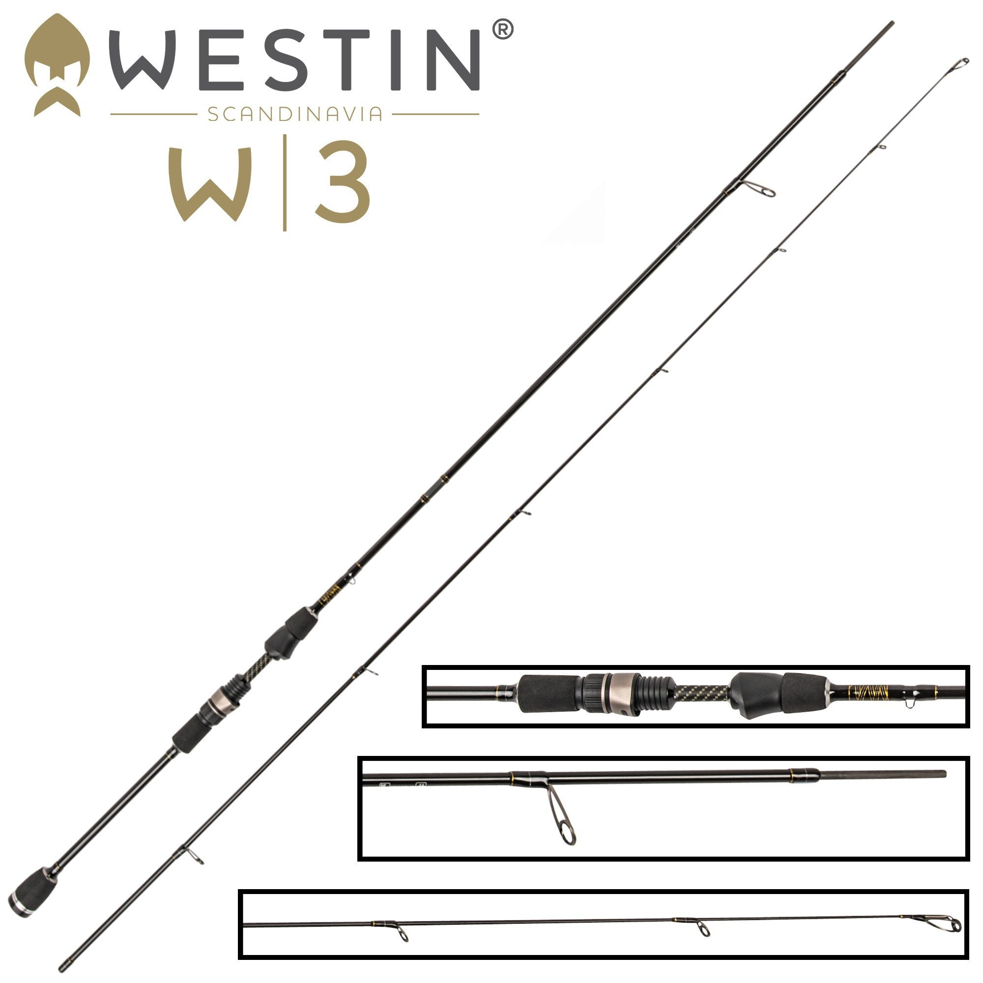 Westin W3 Street Stick - The Lure Box
