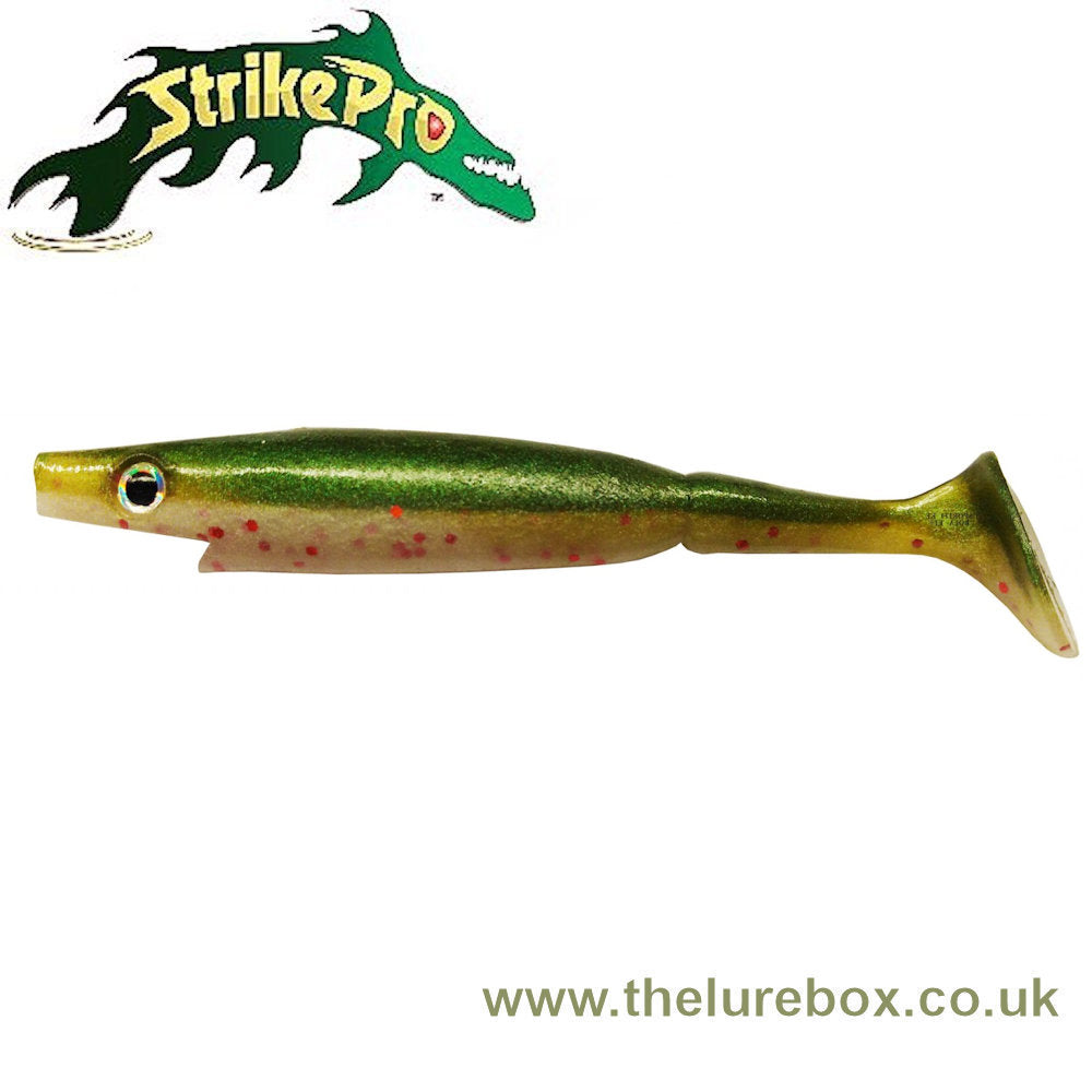 Strike Pro Piglet Shad 10cm - The Lure Box