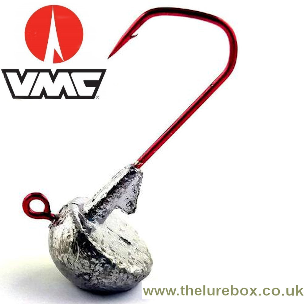 VMC Barbarian Tip Up Jig Head Size 1/0 - The Lure Box