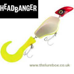 Headbanger Tail Lure 23cm Suspending - The Lure Box