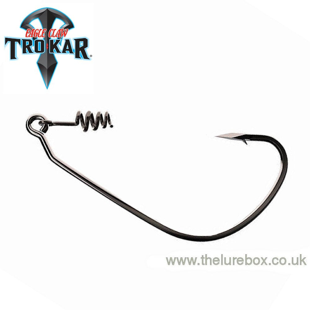 Eagle Claw Lazer TroKar Swimbait/Frog Hook - TK140 - The Lure Box