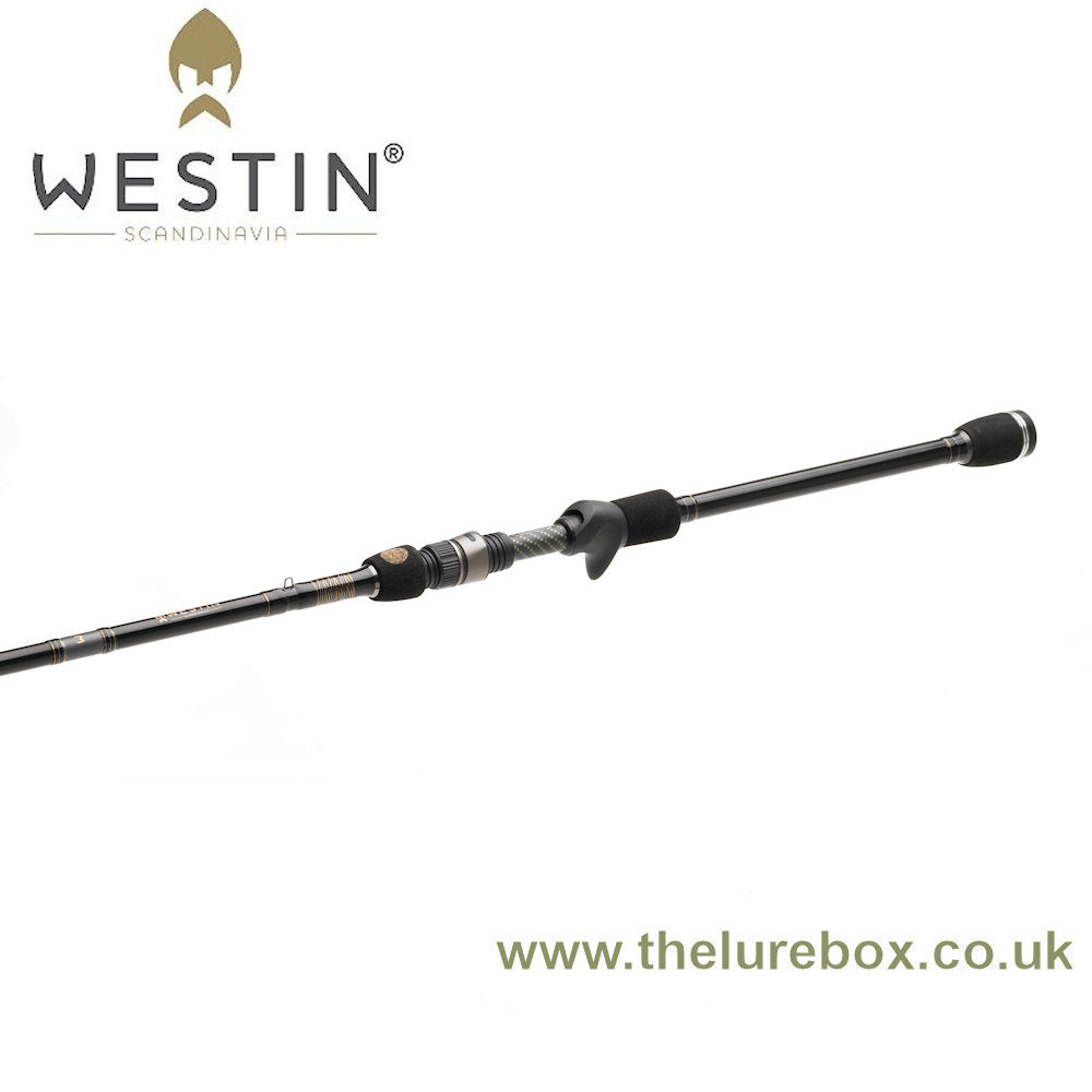 Westin W3 Bass Finesse T&C - T - 1 piece fast action baitcasting rod