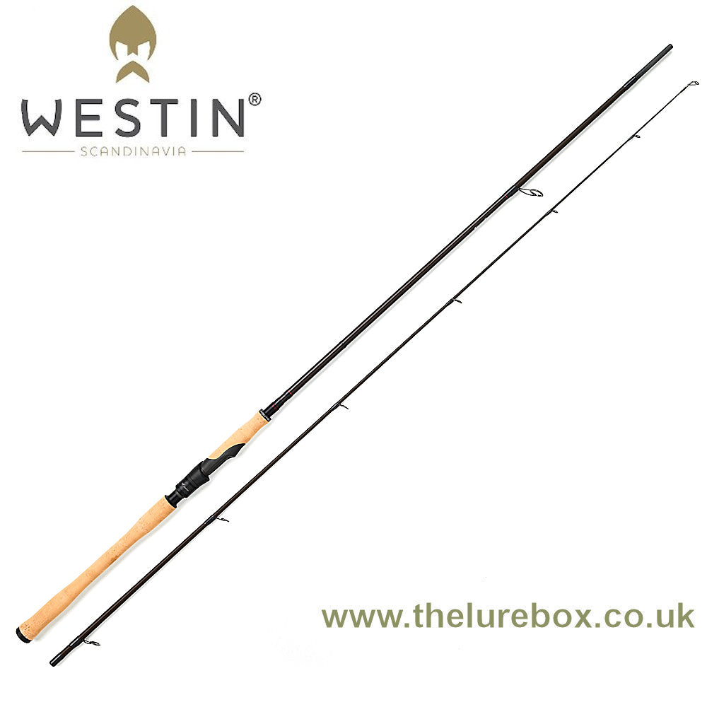 Westin W4 Powershad - 30-90g, 8'/240cm - The Lure Box