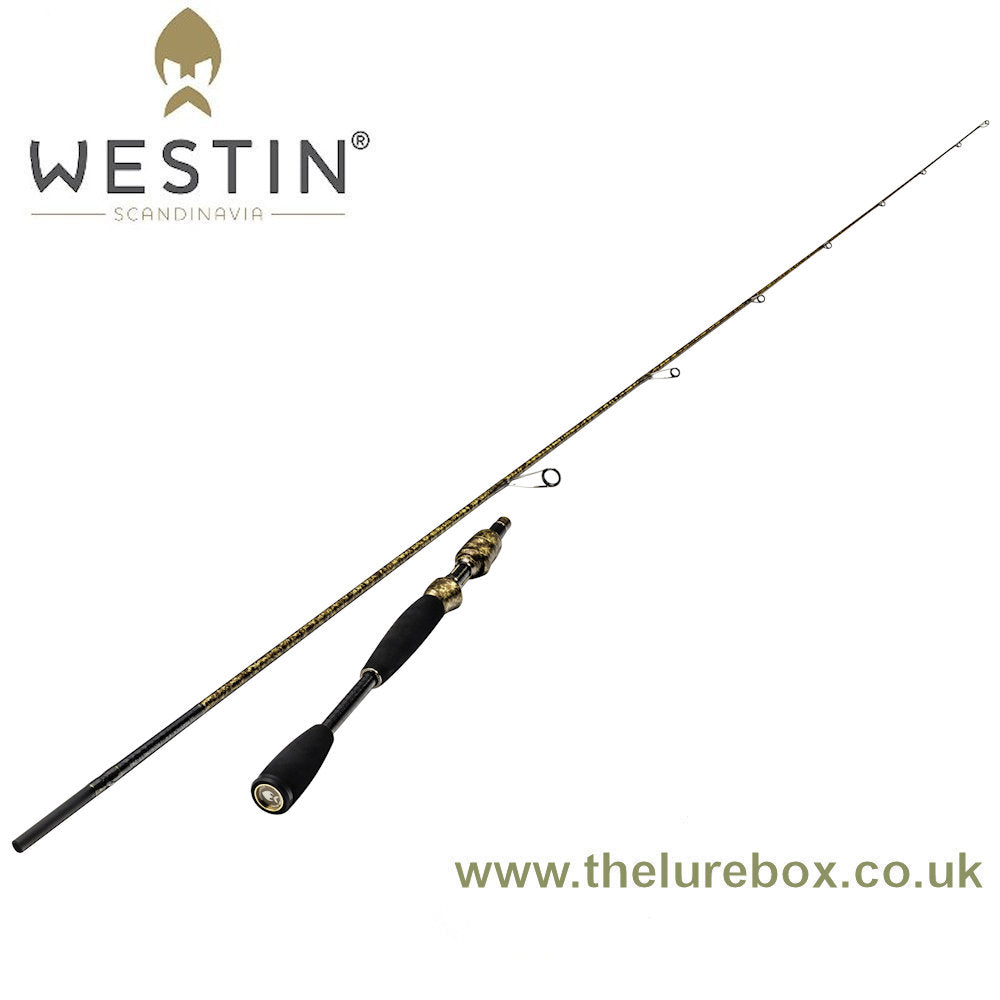Westin W8 Ultrastick Spinning Rod - 7-28g - The Lure Box