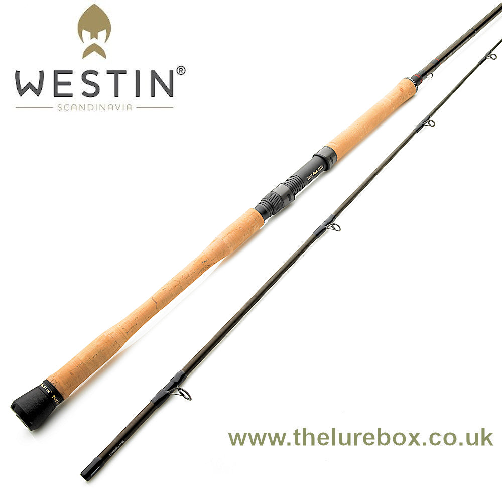 Westin W4 Powercast - Spinning Rod - 8'/240cm - The Lure Box