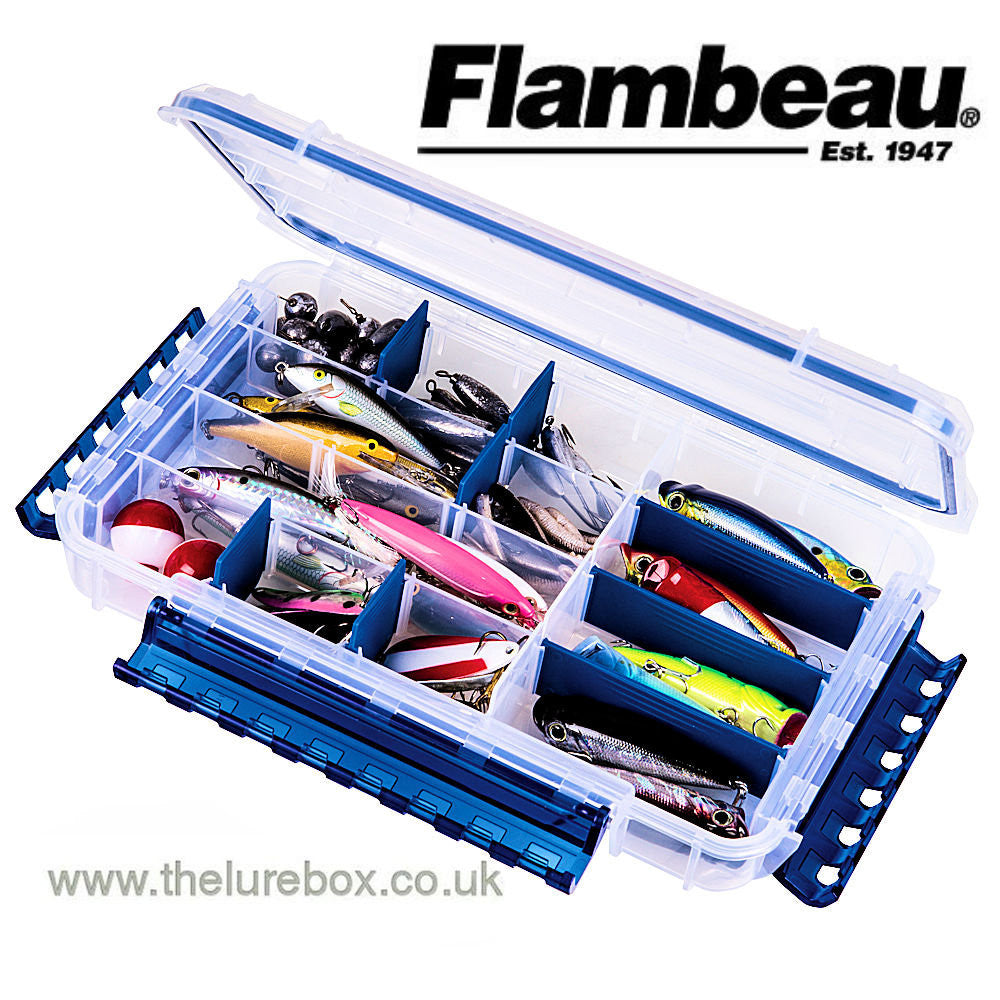 Flambeau Ultimate Tuff 'Tainer® WP4005 - The Lure Box
