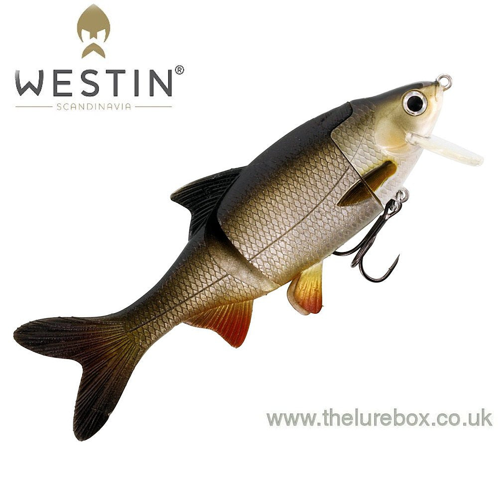 "Westin Ricky The Roach 150mm (6"") - The Lure Box"