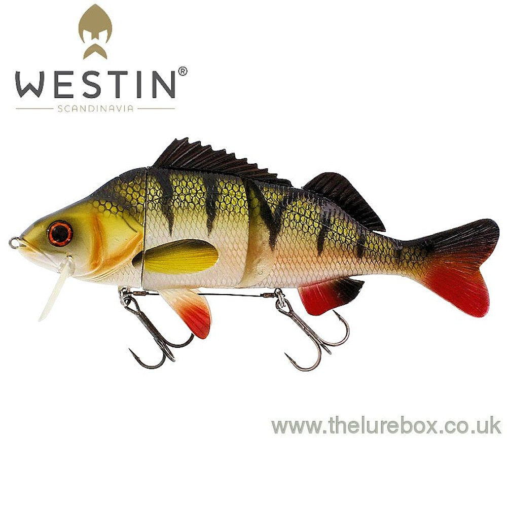 "Westin Percy The Perch 200mm (8"") - The Lure Box"