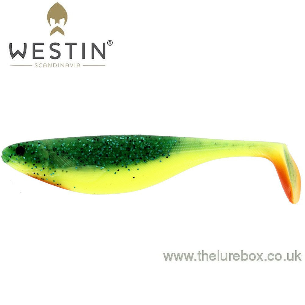 Westin ShadTeez 9cm - The Lure Box