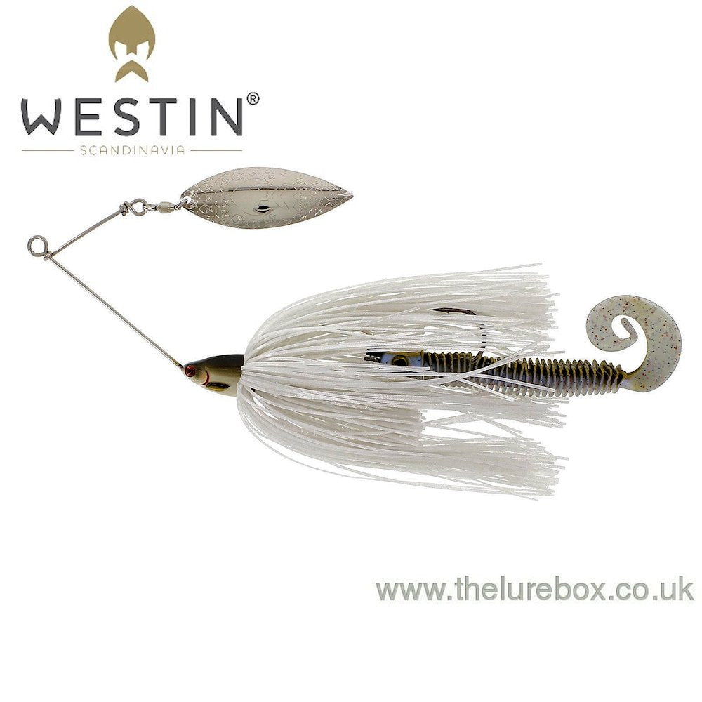 Westin MonsterVibe Willow Blade Spinnerbait 65g - The Lure Box