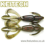 "Keitech Crazy Flapper 4.4"" - The Lure Box"