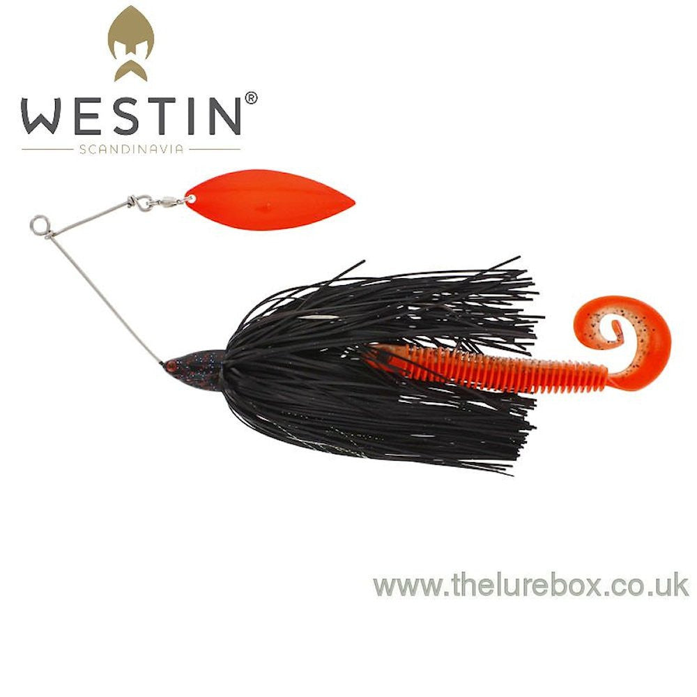 Westin MonsterVibe Willow Blade Spinnerbait 65g
