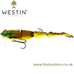 Freddy The Frog - The Lure Box