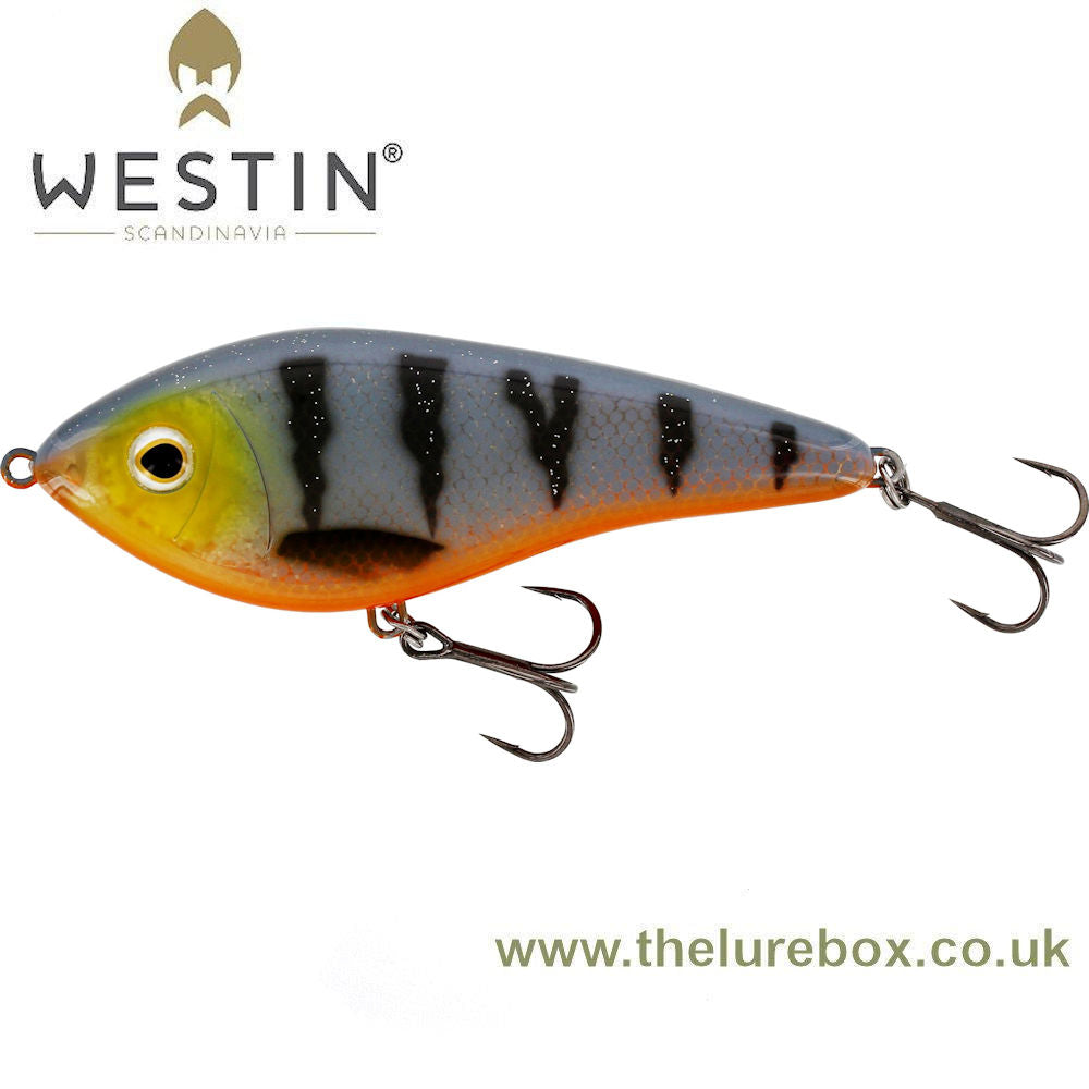 Westin Swim 12cm 58g - Sinking - NEW Colours