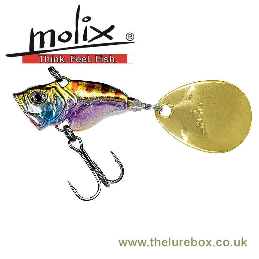 Molix Trago Spin Tail - 14g - The Lure Box