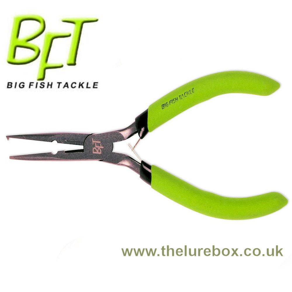 BFT Split Ring Pliers - Small - The Lure Box