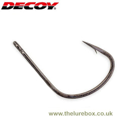 Decoy Big Bite Finesse Neko or Wacky Hook - Worm 20 - The Lure Box