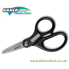 Baker Braided Line Scissors - The Lure Box