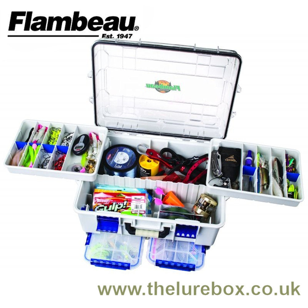 Flambeau Waterproof Satchel 4000