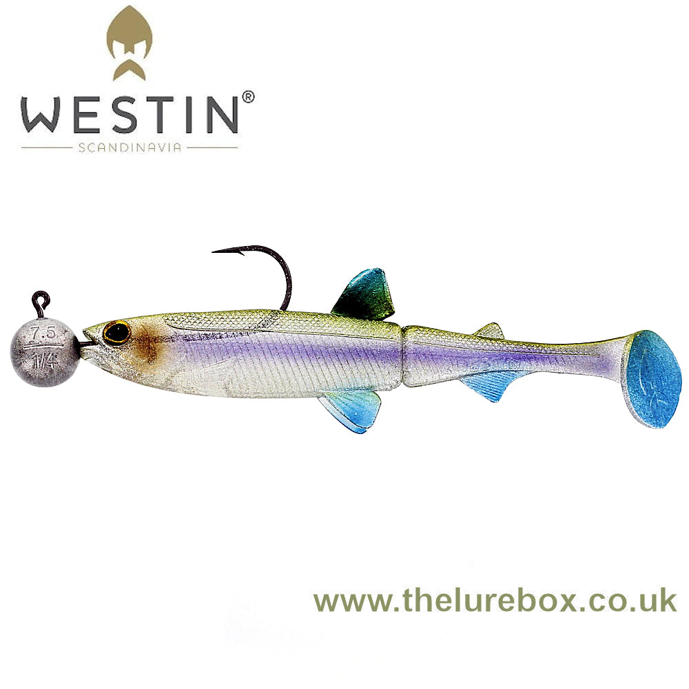 Westin Hypo Teez Rigged 'N Ready - 9cm - The Lure Box