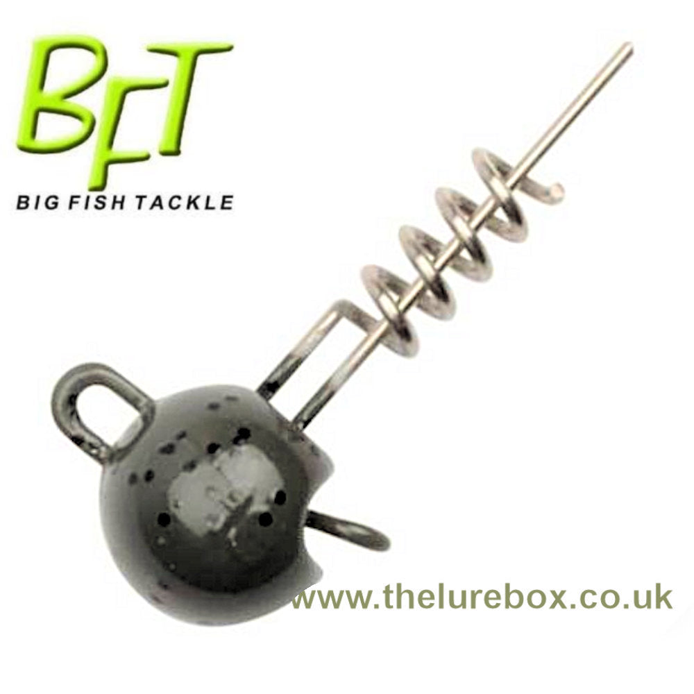 BFT Flexhead Pike - Screwin Jig, Pike - Small - The Lure Box