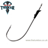 Eagle Claw Trokar Light Wire Finesse Worm Hook - TK180 - The Lure Box