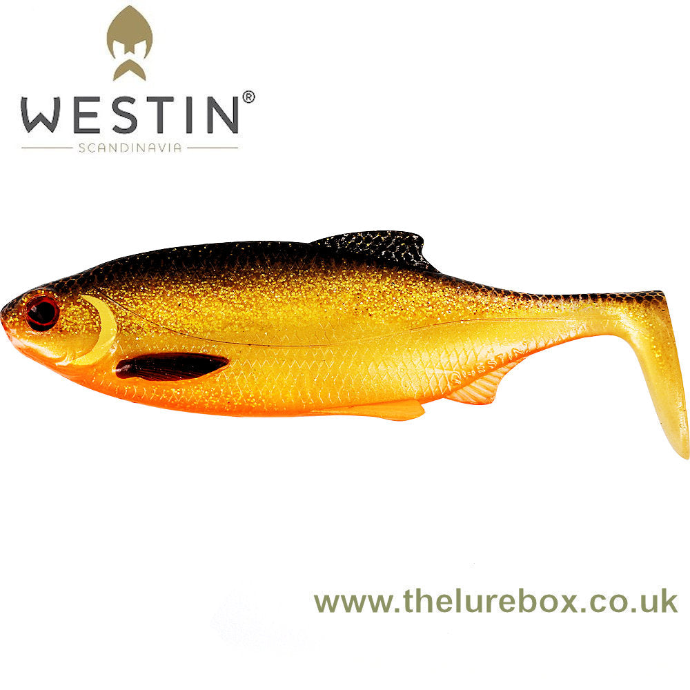 Westin Ricky The Roach Shad Tail 7cm