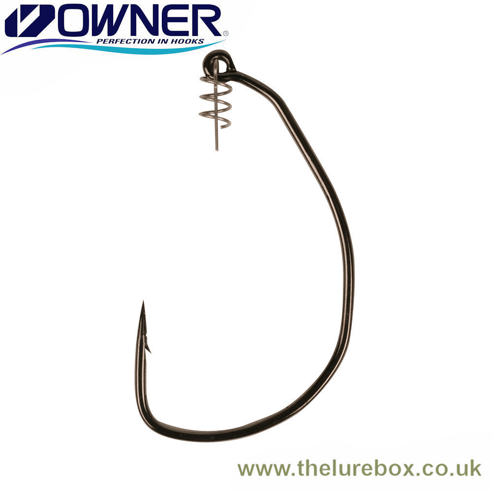 Owner Beast Unweighted Twist Lock Hooks