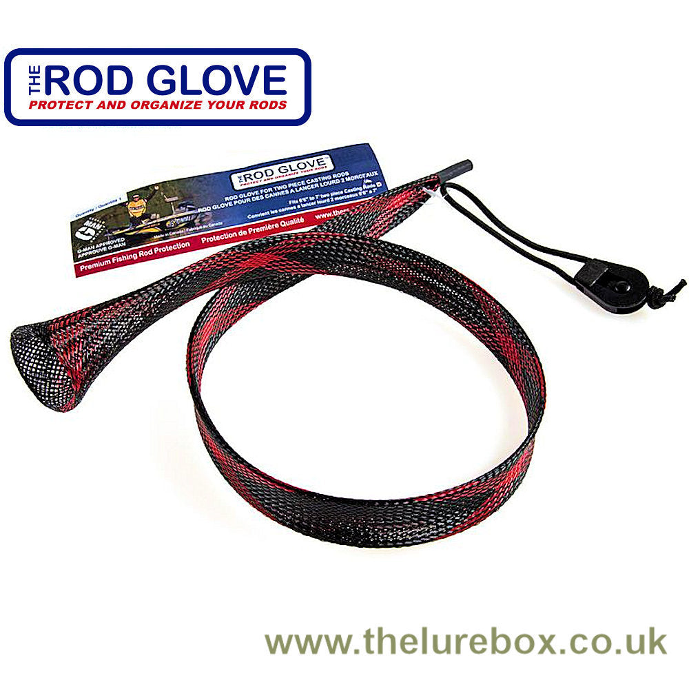 Rod Glove For 2 Piece - Protective Rod Sleeve
