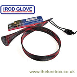 Rod Glove For 2 Piece Protective Rod Sleeve - 73.5cm. Includes free bungee rod strap - The Lure Box