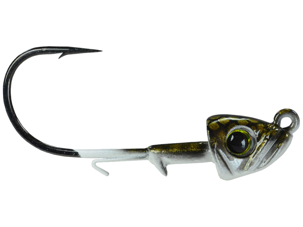 Picasso Lures Smart Mouth Gamakatsu Plus Jig Tennessee Shad - 3/0