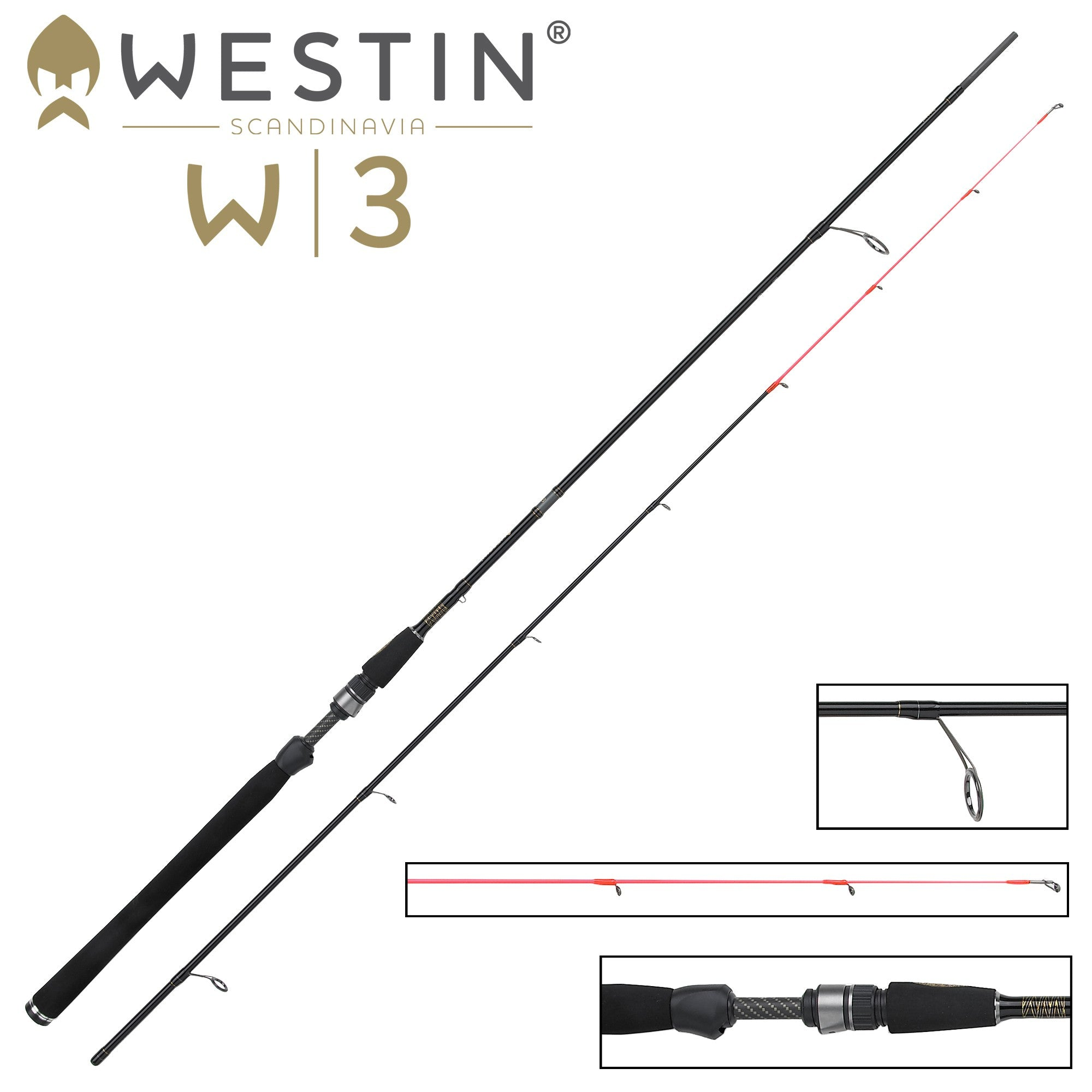 Westin W3 Finesse Jig Rod - The Lure Box