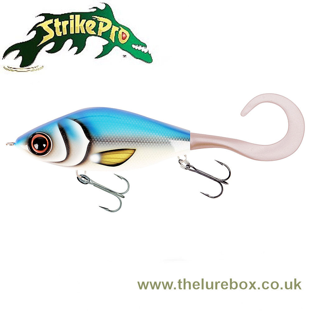 Strike Pro Guppie 11cm - The Lure Box