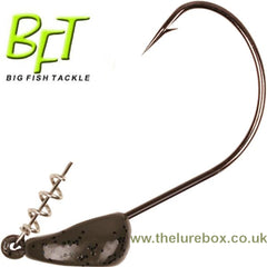BFT Triple S Jighead Green Pumpkin - The Lure Box