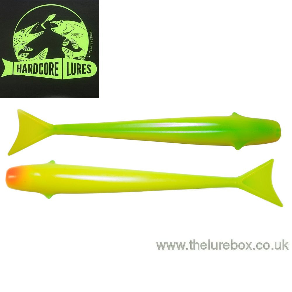Hardcore Lures Zander Strike Mermaid 7""