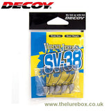 Decoy Decibo Violence Jigheads - The Lure Box