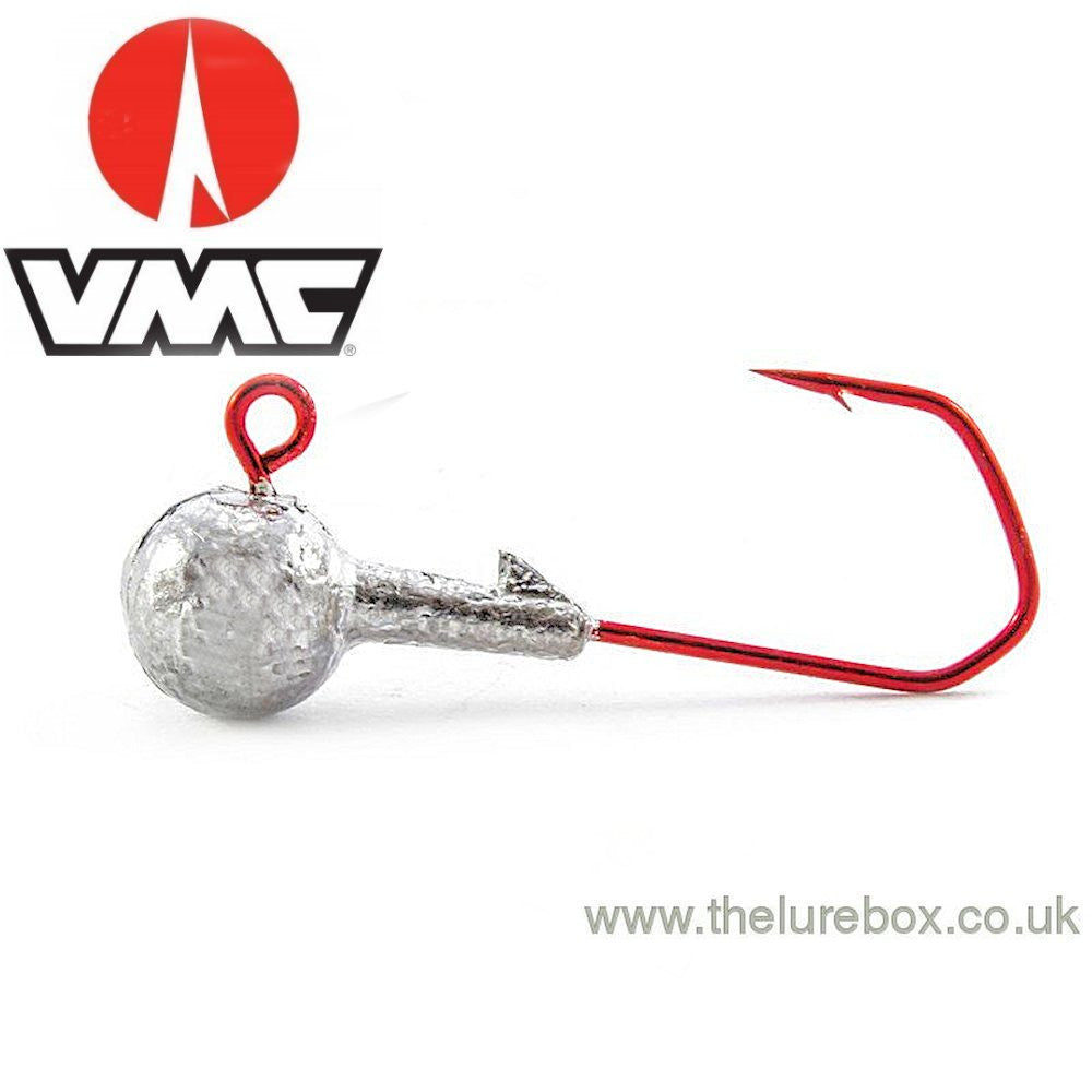 VMC Barbarian Round Jig Head Size 4/0 - The Lure Box