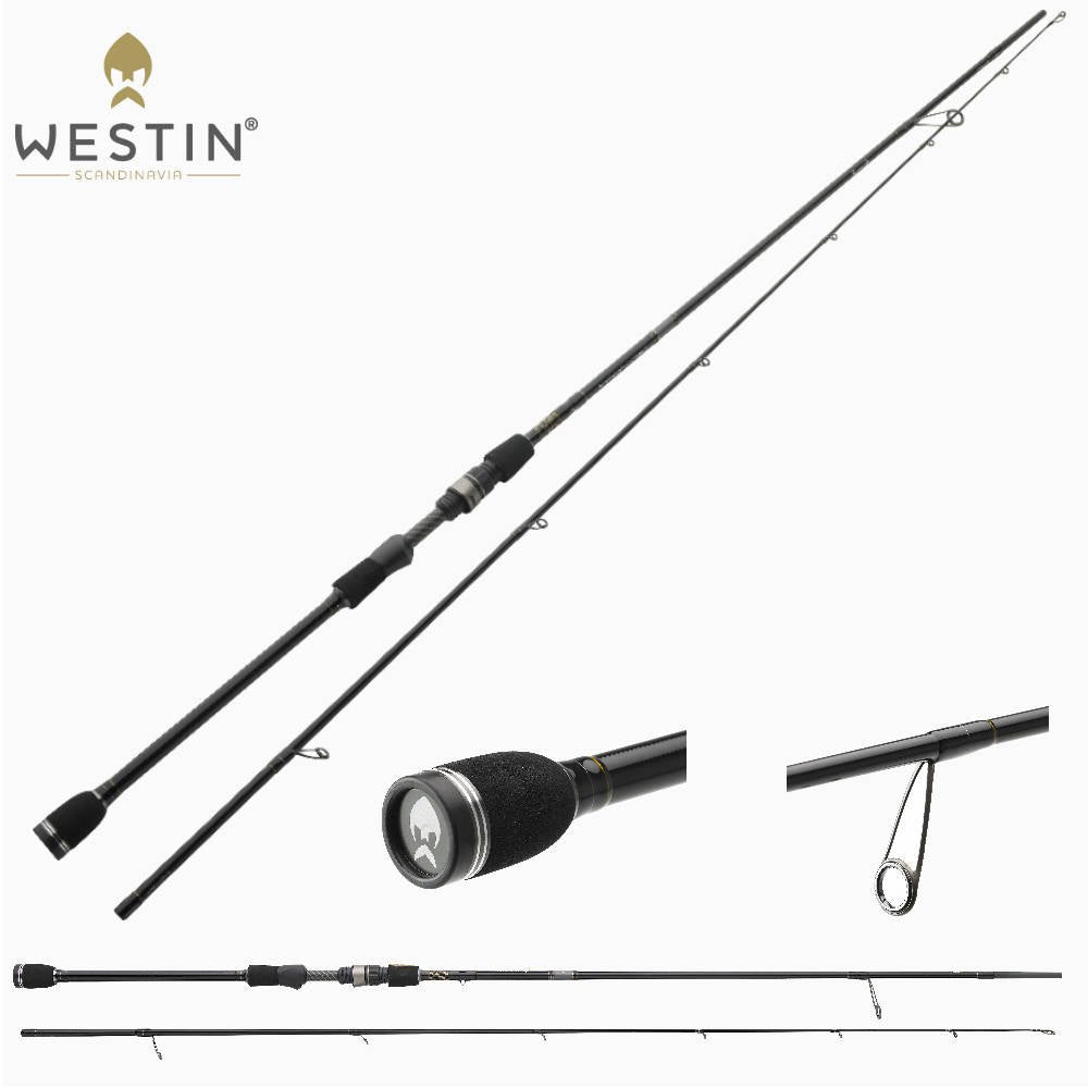 Westin W3 UltraStick Spinning Rod - The Lure Box