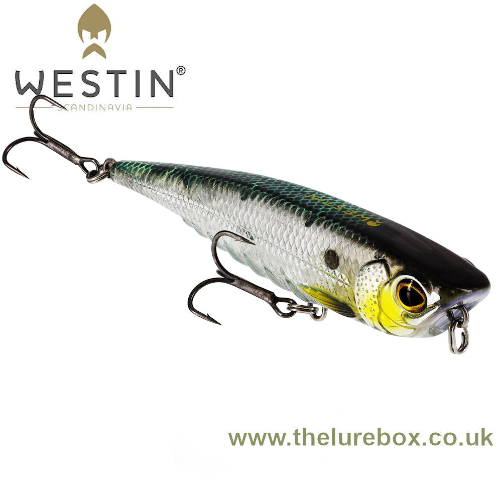 Westin Spot-On Top Walker Top Water Lure - 10cm
