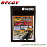 Decoy Zero Dan Worm 217 Jika Rig Jig - The Lure Box