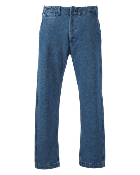 denim trousers product front