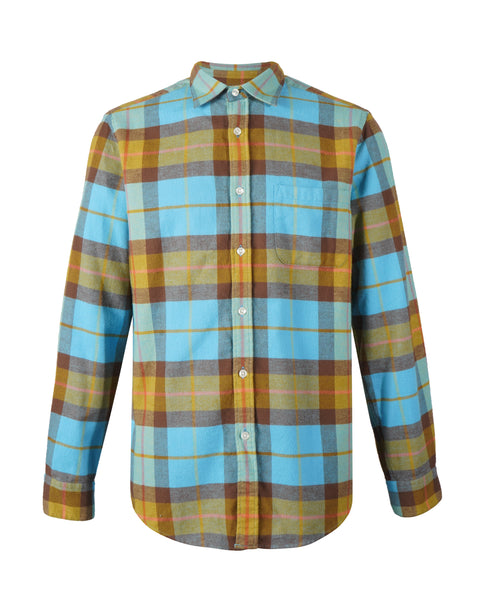 friendly check shirt product front