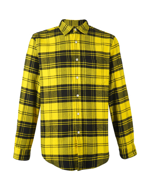 vila yellow shirt product front