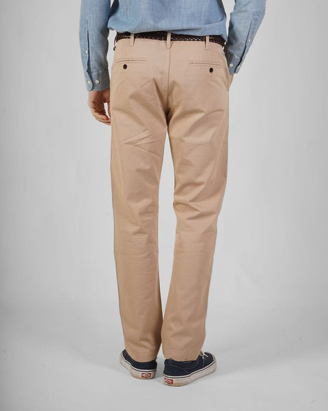 sand trousers model back