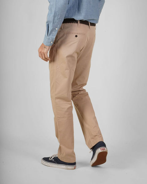 sand trousers model side