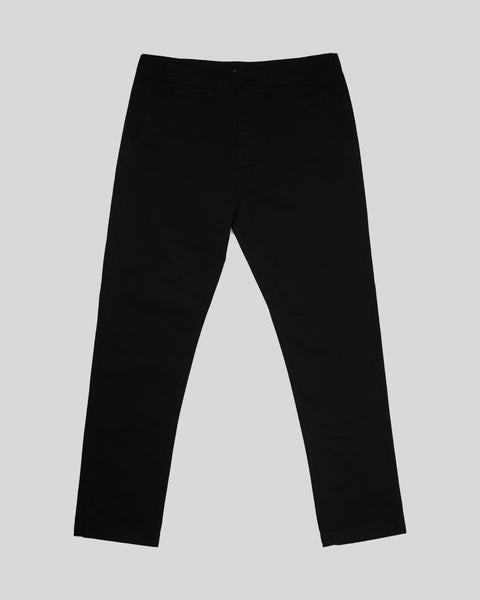 black trousers product front