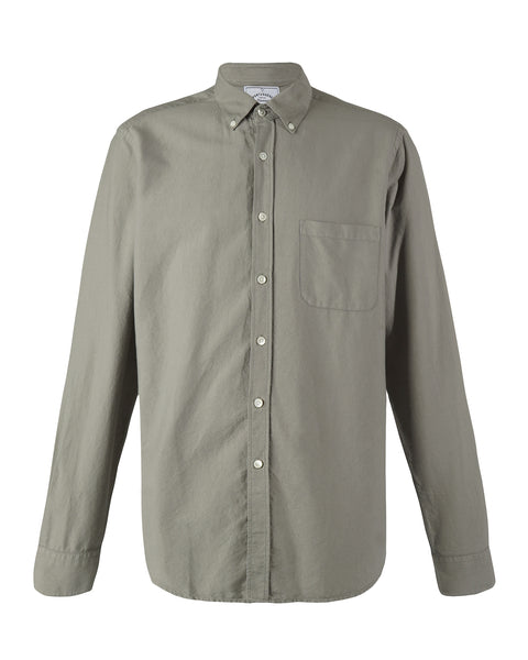 long sleeve shirt grey product front