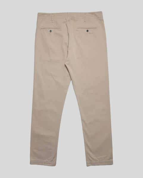 sand trousers product back